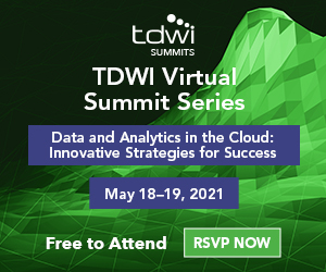 TDWI Virtual Summit Series