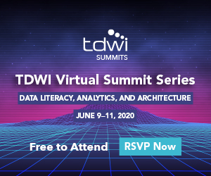 TDWI Virtual Online Training Learning Courses