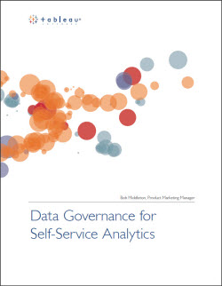 Tableau white paper Data Governance for Self-Service Analytics thumb