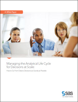 SAS Managing the Analytical WP cover